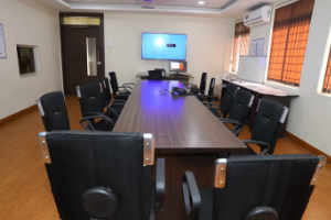Conference Room at Kailas Toolings Pvt. Ltd.