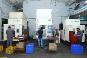 Machine Shop for Alumnium Die Casting