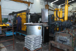 PDC Machine for Alumnium Die Casting