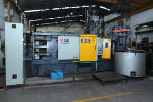High Pressure Die Casting Machine for Alumnium Die Casting